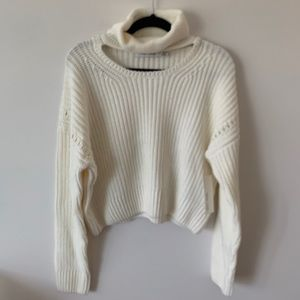 Bishop + Young Cropped Sweater